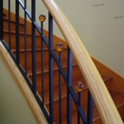 Railing decor